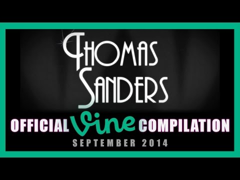 Thomas Sanders Vine Compilation   September 2014