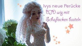 Ivys neue Perücke - BJD wig (deutsch, german)