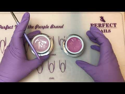 Rózsaszín műkörömépítő zselék bemutatkoznak| Perfect Nails