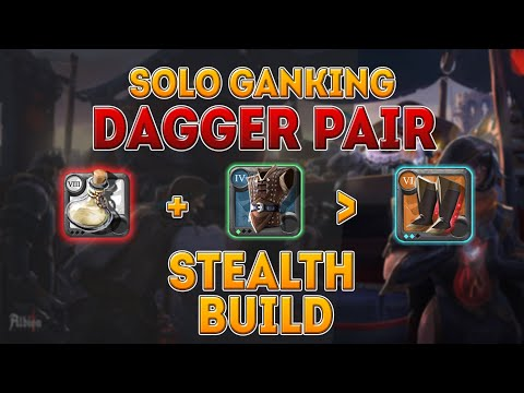 Albion Online Solo PvP Pair Daggers, Chapter 18 Who Wants To Be KING
