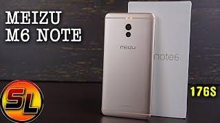 Meizu M6 Note полный обзор долгожданного Meizu на Snapdragon! review