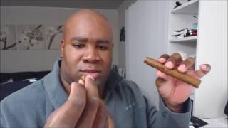My First Attempt At Smoking A Cuban Cigar