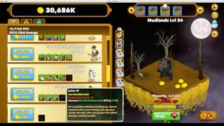 Clicker Heroes ep 2 How do i join a clan ?