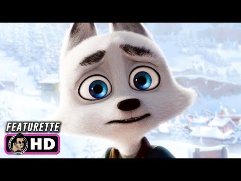 ARCTIC DOGS Featurette (2019) Jeremy Renner
