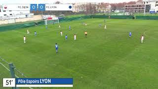 Pôle Espoirs : P13 - Pôle Lyon (0-0) - 19 Décembre 2018