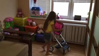 Коляска Smoby Maxi-Cosi Quinny для кукол