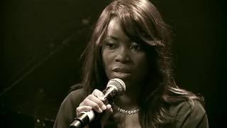 """Sandra MBUYI    """" SEIGNEUR """" De Marie MISAMU   Live à Bruxelles"""