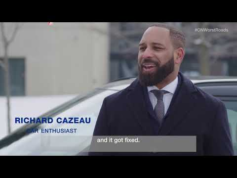 Interview with Richard Cazeau