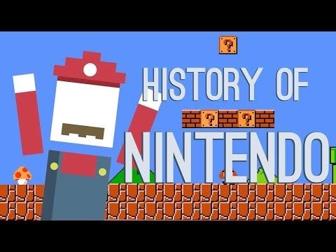 125 YEARS OF NINTENDO HISTORY