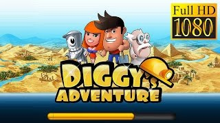 Diggy'S Adventure Game Review 1080P Official Pixel FederationPuzzle 2016