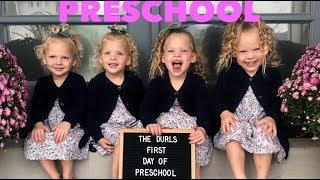 FIRST DAY OF PRESCHOOL-MOM BREAKS DOWN