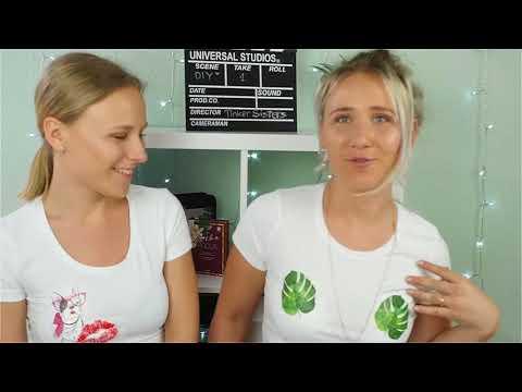 easy T Shirt DIY | deutsch | Tinker Sisters