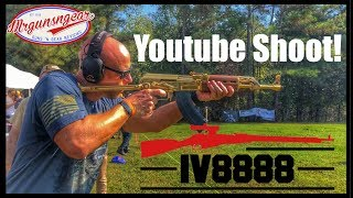 IraqVeteran8888 2018 Annual Youtube Shoot: Great Times With Great Folks! 🇺🇸