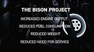 OXE 300 - The Bison Project