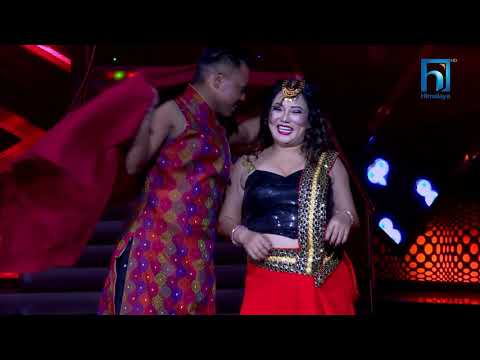 Jyoti Magar & Laure Singh | DWTS | Performance clip (9th week Saturday) |