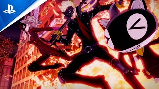 PlayStation Persona 5 Strikers - All-Out-Attack Trailer | PS4 anuncio