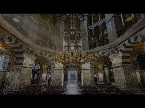 Live aus dem Aachener Dom: Pontifikalamt am Hochfest der Auferstehung des Herrn, 4. April, 10 Uhr
