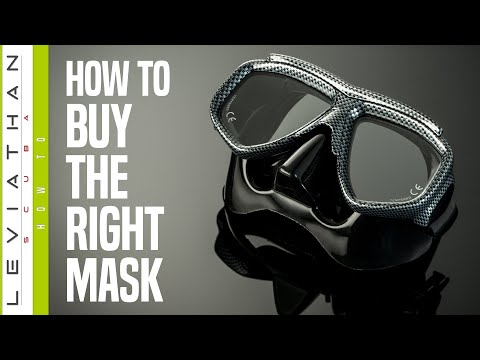 5280 Scuba - How to Buy a Scuba or Snorkel Mask