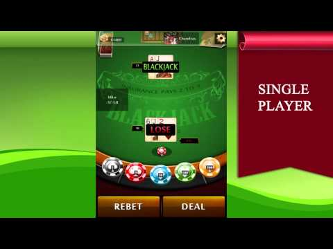 Video of BlackJack Royale - 21 Live