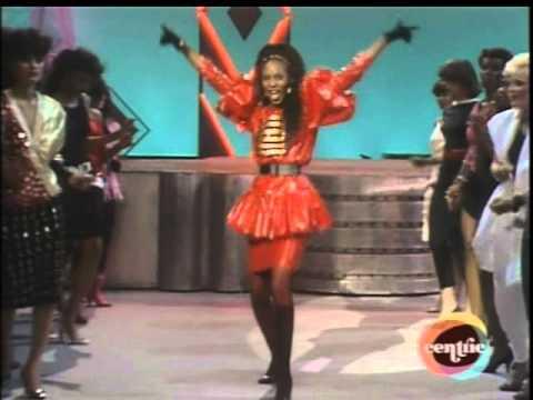 Soul Train Line Dancing In The Sheets Shalamar.mpg