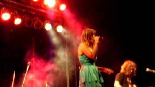 Fabiana Cantilo - Dulce Condena (Carlos Paz 2010)