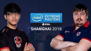 CS:GO - B.O.O.T-ds vs. Gambit [Nuke] Map 2 - Group B Deciders - IEM Shanghai at ChinaJoy 2018