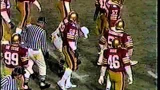 1983 Liberty Bowl - Notre Dame vs. Boston College - 1 of ?