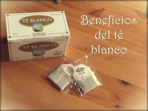 Los beneficios de tomar té blanco