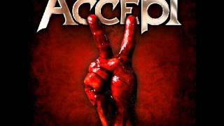 Accept   Blood Of The Nations   Pandemic