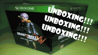 preview picture of video 'Unboxing - Dragon Ball Xenoverse Trunks Travel Edition'