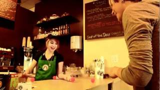 Evan Taubenfeld - Starbucks Girl.mp4
