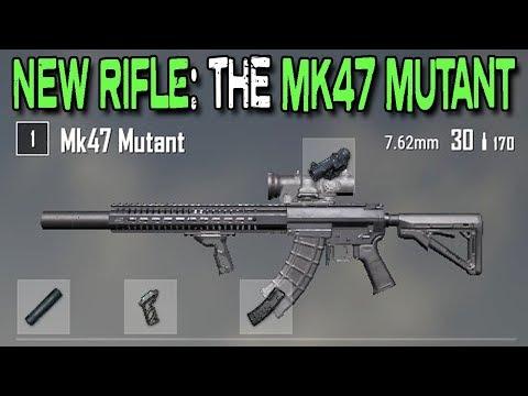 新步槍MK47 MUTANT配件測試給你看