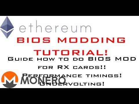 GUIDE][TUTORIAL][XMR,ETH] How To Mod Polaris Bios AMD RX 470