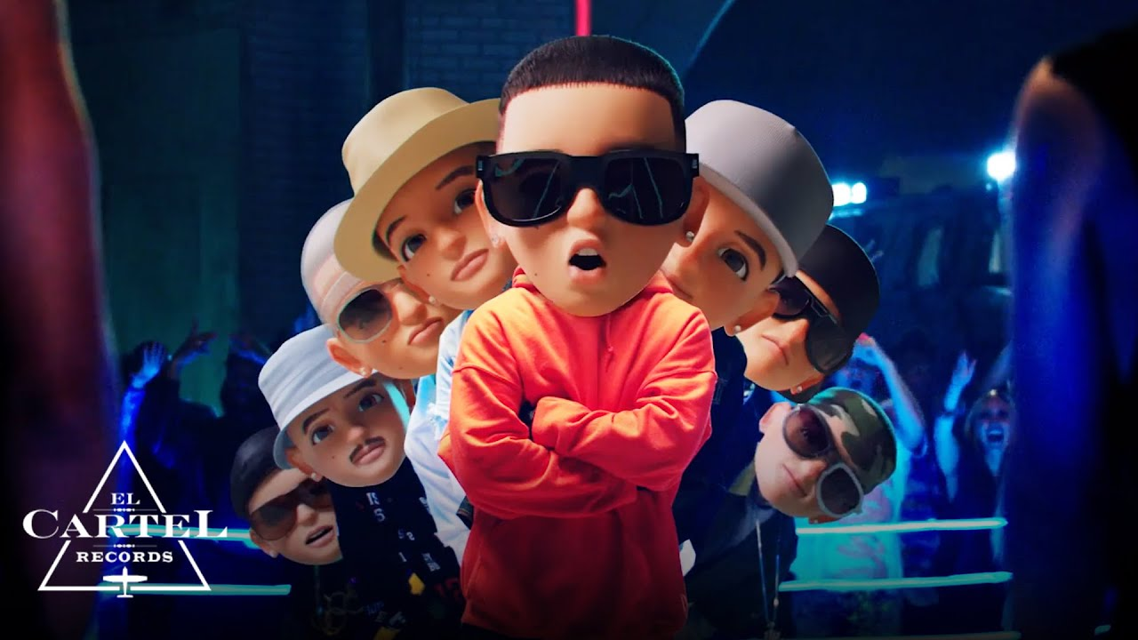 Daddy Yankee — Que Tire Pa' 'Lante