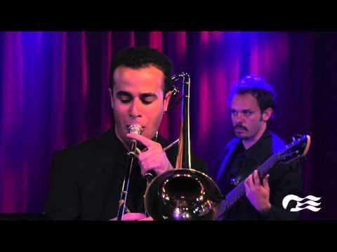Jazz Trombone Demo