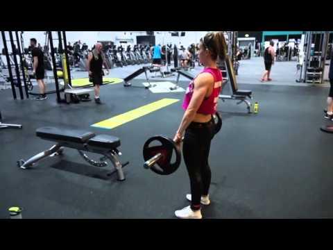 Złożona masa do ćwiczeń 16 dla każdego mięśnia