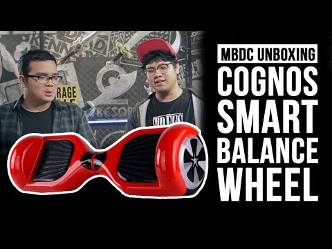 Balance Wheel atau Hoverboard? – MBDC Unboxing