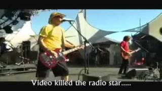 PUSA - Video killed The Radio Star (Lyrics,Live).wmv