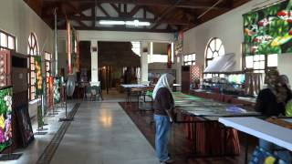 preview picture of video 'Kompleks Kraf Langkawi - Ремесленный комплекс Лангкави'