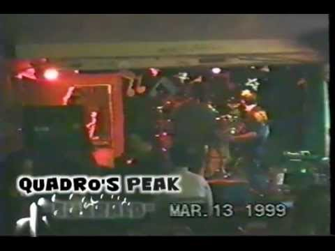 Quadros Peak - Emerald -  Live at the Old Town - March 13,1999
