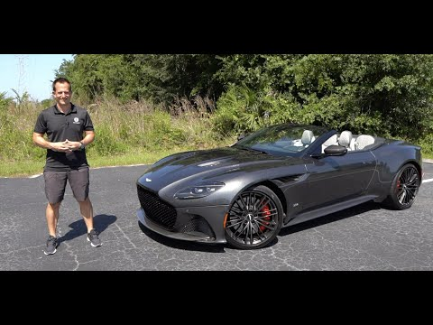External Review Video fAmiyM8sTBo for Aston Martin DBS Superleggera Volante (GT)
