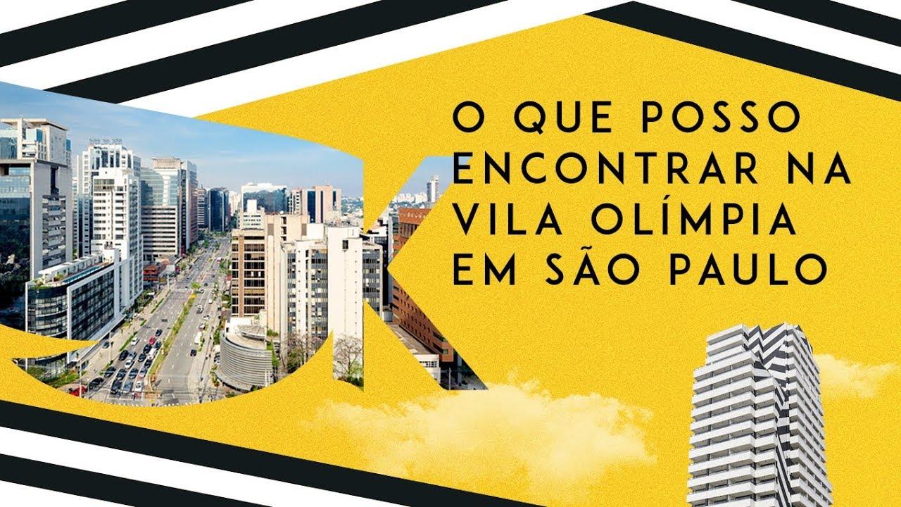 Morar na Vila Olímpia em São Paulo