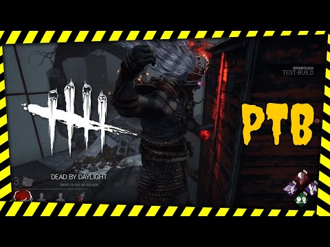DbD Cursed Legacy PTB: Oni New Killer im Labor PTB Dead by Daylight Deutsch