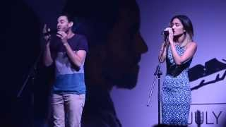 [LIVE] Like I'm Gonna Lose You – Meghan Trainor ft John Legend (cover by #UsTheDuo)