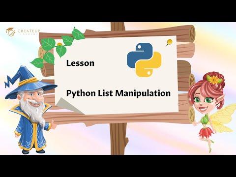 #9 Python Playground: List | Computer Programming & Coding for Kids & Beginners