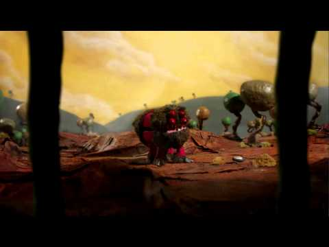 Armikrog Gameplay Trailer thumbnail