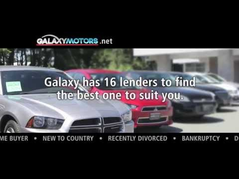 Get Financed with Galaxy Motors Commercial