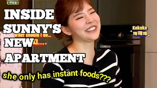 [Eng Sub] Inside SNSD Sunny 2.6 billion won apartment! the result of her hard work