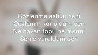 Yaşar Gaga Ft. Tarkan, Sezen Aksu - Ceylan (Lyrics-Şarkı Sözleri)