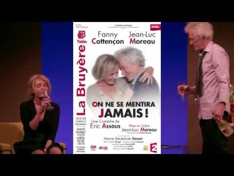 On ne se mentira jamais ! au Théâtre La Bruyère : teaser